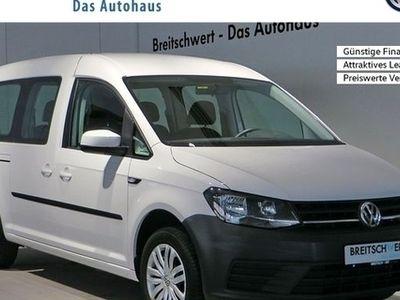 gebraucht VW Caddy Maxi 2.0 TDI Trendline Navi Tempomat Bluet. (Klima