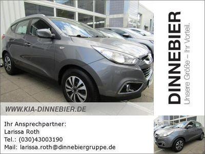 gebraucht Hyundai ix35 Comfort 2WD 1.6 Gebrauchtwagen, bei Autohaus Dinnebier GmbH