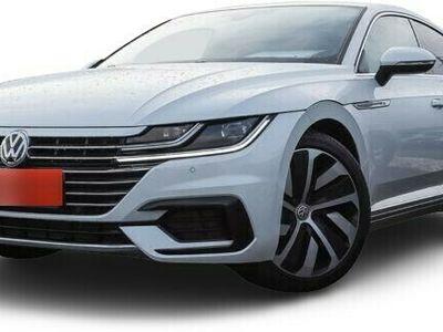 gebraucht VW Arteon ArteonR-Line 2.0 TDI DSG Navi LED Sitzheizung GRA EPH