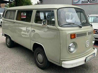 gebraucht VW T2 Bulli TÜV 07/2023,Motor überholt,Innenausbau