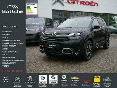 gebraucht Citroën C5 Aircross PureTech 180 S&S EAT8 Shine NAVI LED Ihre Kontaktdaten
