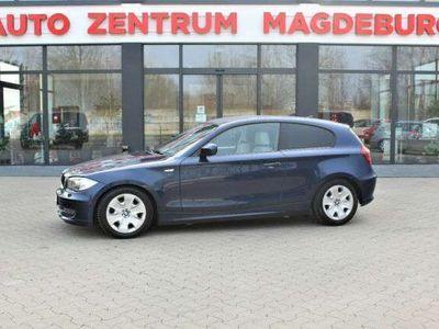 gebraucht BMW 118 Coupé d Klima ZV+Funk Sitzheiz BC