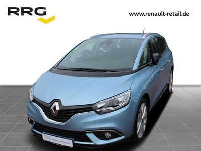 gebraucht Renault Grand Scénic IV dCi 150 Limited Blue