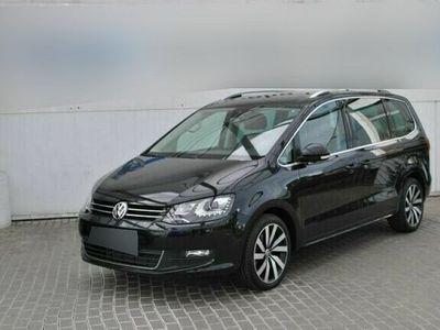 gebraucht VW Sharan DSG Allstar ACC Standheizung Panoramadach