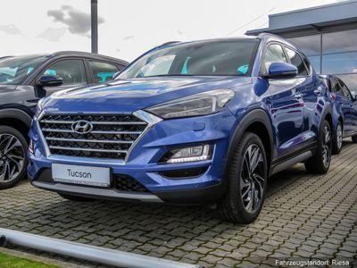 gebraucht Hyundai Tucson 1.6 CDRi Premium 2WD