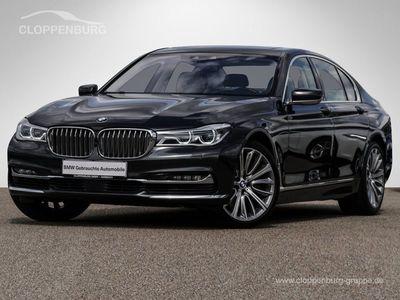 gebraucht BMW 750 d xDrive Ferngesteuertes Parken LED NAVI -