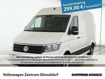 gebraucht VW Crafter Kasten 2.0 TDI DSG *Navi*PDC+Kamera*Klima*Radio*FSE*