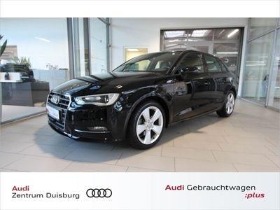 gebraucht Audi A3 Sportback Ambition 2.0 TDI clean diesel 110 kW (150 PS) S tronic