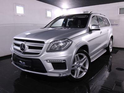 gebraucht Mercedes GL350 BT 4M AMG NACHTSICHT|PANO|360°|AIRMATIC