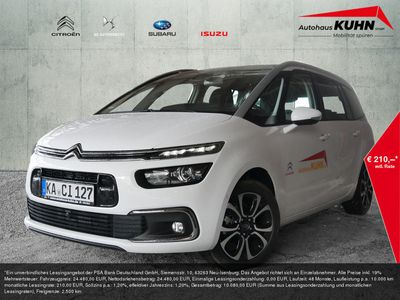 gebraucht Citroën C4 SpaceTourer GrandPureTech 130 Shine NAVI