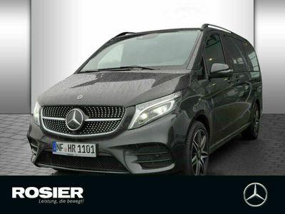 gebraucht Mercedes V300 d 4M Lang Avantgarde Edition Standhz Di