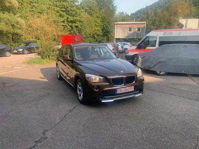 gebraucht BMW X1 xDrive 20d Top Zustand Service / TÜV NEU!!