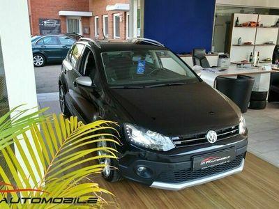 gebraucht VW Polo Cross Polo V BMT/Start-Stopp Aut. Navi LED