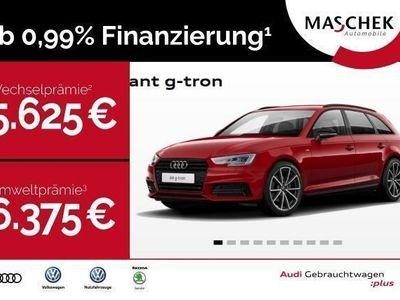 gebraucht Audi A4 Avant g-tron S line 2.0 TFSI S tronic Matrix S-