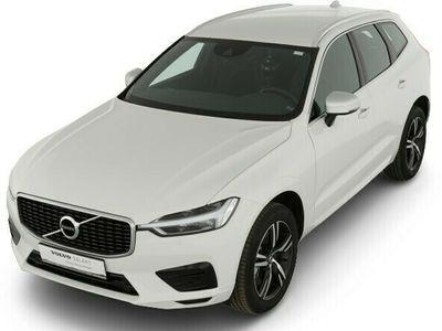 gebraucht Volvo XC60 XC60R Design 2WD D4 EU6d-TempKameraNaviSitzhElek.Heckklappe