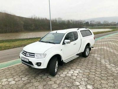 gebraucht Mitsubishi L 200 Plus Club Cab 4WD AHK 3 Tonnen!