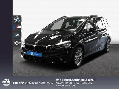 gebraucht BMW 218 Gran Tourer d Advantage HiFi DAB LED RFK Shz
