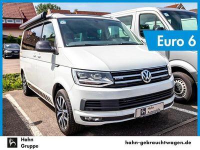 gebraucht VW California T62.0TDI EU6 Beach Edition 4mot Standh