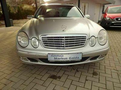 gebraucht Mercedes E240 E-Klasse Lim. (BM 211)