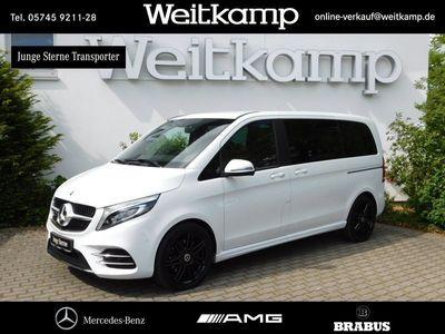 gebraucht Mercedes 300 VEDT. Kompakt AMG+LED+COMAND+STHZ+DISTRONIC