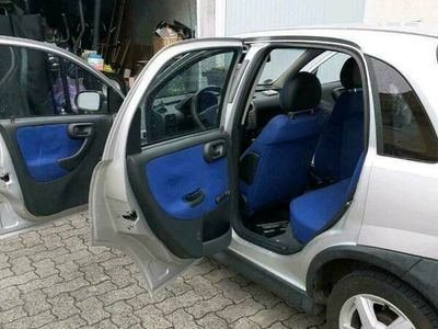 gebraucht Opel Corsa c. tüv 22 04 2021