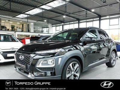 gebraucht Hyundai Kona 1.6 T-GDi DCT 4WD STYLE (Farbappl. LIME) LE