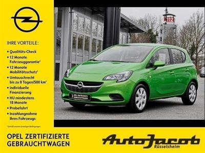 gebraucht Opel Corsa E 1.4 Edition Klima Radio CD Bordcomputer