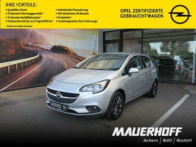 gebraucht Opel Corsa E 120 Jahre | Winterpaket | S/S | Kamera