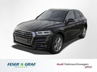 gebraucht Audi Q5 sport 40TDI quattro S-tronic S line/ACC/Matri