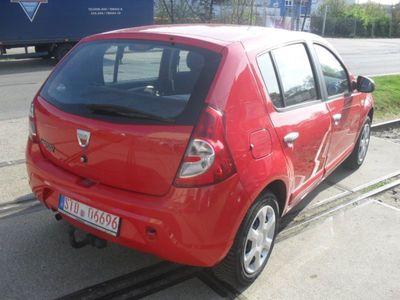 gebraucht Dacia Sandero Laureate*AHK*Euro4*Rentnerfahrzeug*