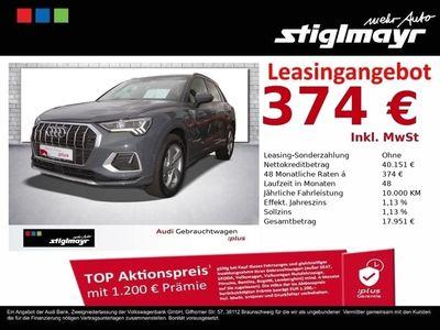 gebraucht Audi Q3 Sport advanced 40 TDI quattro ACC+B&O+LED+NAV