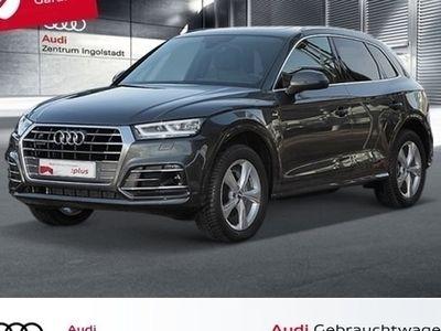 brugt Audi Q5 40 TDI qu 2x S line MATRIX STHZG Pano Sport
