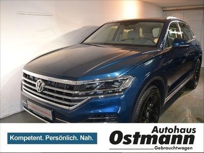 gebraucht VW Touareg 3.0 TDI Elegance 4Motion AHK*StHzg*EUR6