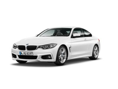 gebraucht BMW 420 4er i Coupe M Sport