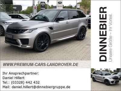 gebraucht Land Rover Range Rover Sport SDV6 HSE DYNAMIC | RANGE ROVER Teltow Neuwagen, bei Autohaus Dinnebier GmbH