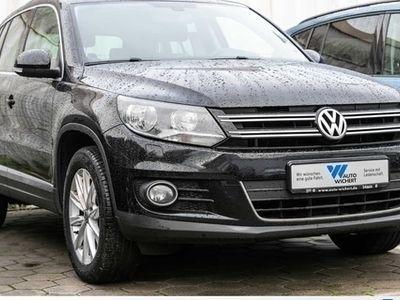 gebraucht VW Tiguan Sport & Style 2,0 TDI BlueMotion Technology 4MOTION