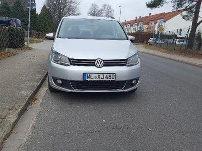 gebraucht VW Touran 1.6 TDI DPF BlueMotion