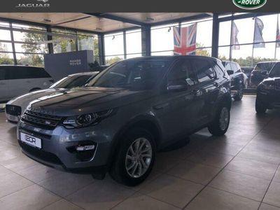 gebraucht Land Rover Discovery Sport 2.0 TD4 132kW SE Start/Stopp