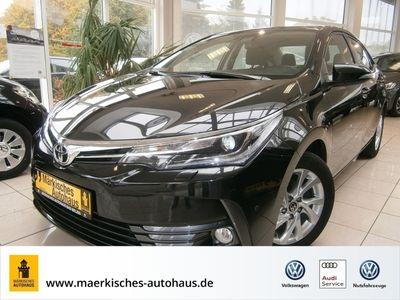 gebraucht Toyota Corolla 1.6 Valvematic Edition Multidrive *PDC*GRA*R-CAM*