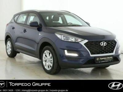 gebraucht Hyundai Tucson FL 1.6 GDI TURBO 2WD PURE SONDERKONTINGEN