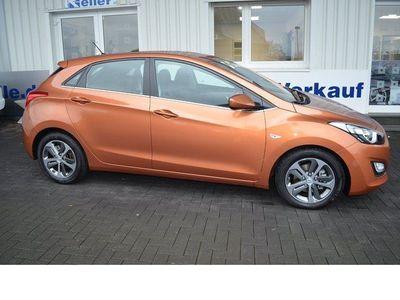 gebraucht Hyundai i30 1,6 GDI YES!