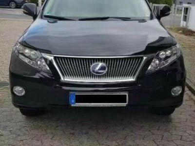 gebraucht Lexus RX450h (hybrid) Impression Line