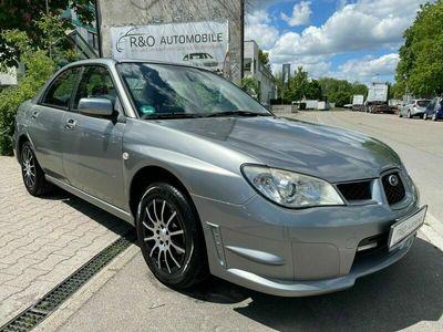 gebraucht Subaru Impreza 1.5 R TÜV NEU*EURO 5*KLIMAAUTO*8-FACH