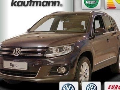 gebraucht VW Tiguan Lounge Sport + Style 4MOTION BM Techn.