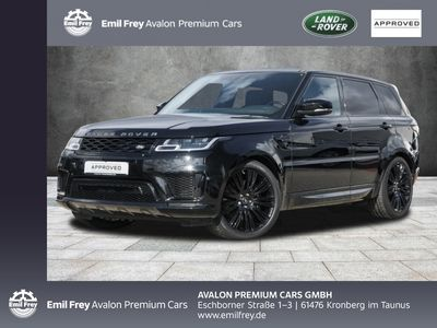 gebraucht Land Rover Range Rover Sport P400e Hybrid SE