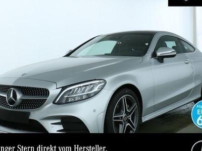 gebraucht Mercedes C180 Cp. AMG 360° Pano LED Spurhalt-Ass SpurPak