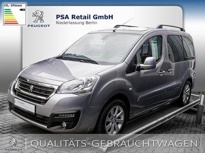 gebraucht Peugeot Partner Tepee Allure BlueHDi 100 FAP