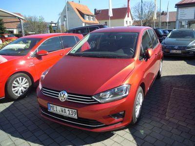 gebraucht VW Golf Sportsvan 1.6 TDI BlueMotion Technology Allstar Xenon