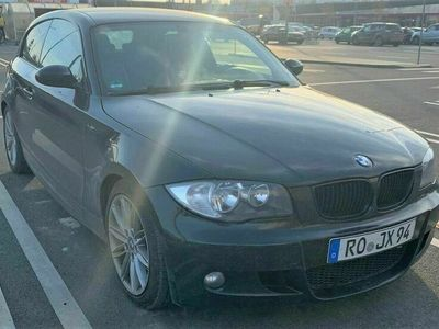 gebraucht BMW 123 Coupé d M-Paket, Navi, 204 PS