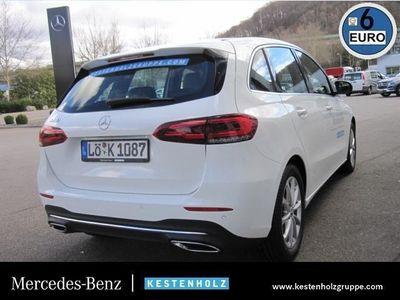 gebraucht Mercedes B200 LED Kamera Spurhalt-Ass Totwinkel PTS Sitzh